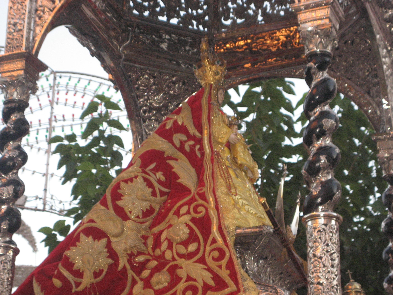 Caridad, Patrona de Sanlucar de Barrameda